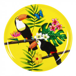 PLATEAU TOUCAN TROPICAL