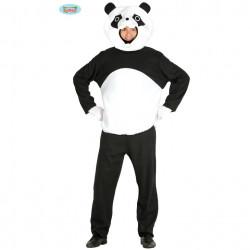 DÉGUISEMENT HOMME PANDA (TAILLE L)