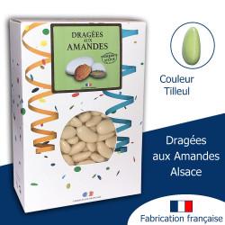 DRAGÉES AUX AMANDES ALSACE TILLEUL BRILLANT (1KG)