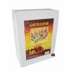 KIT COTILLONS 50 PERSONNES