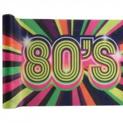 "CH. DE TABLE ""80'S"" (30CMX3M)"
