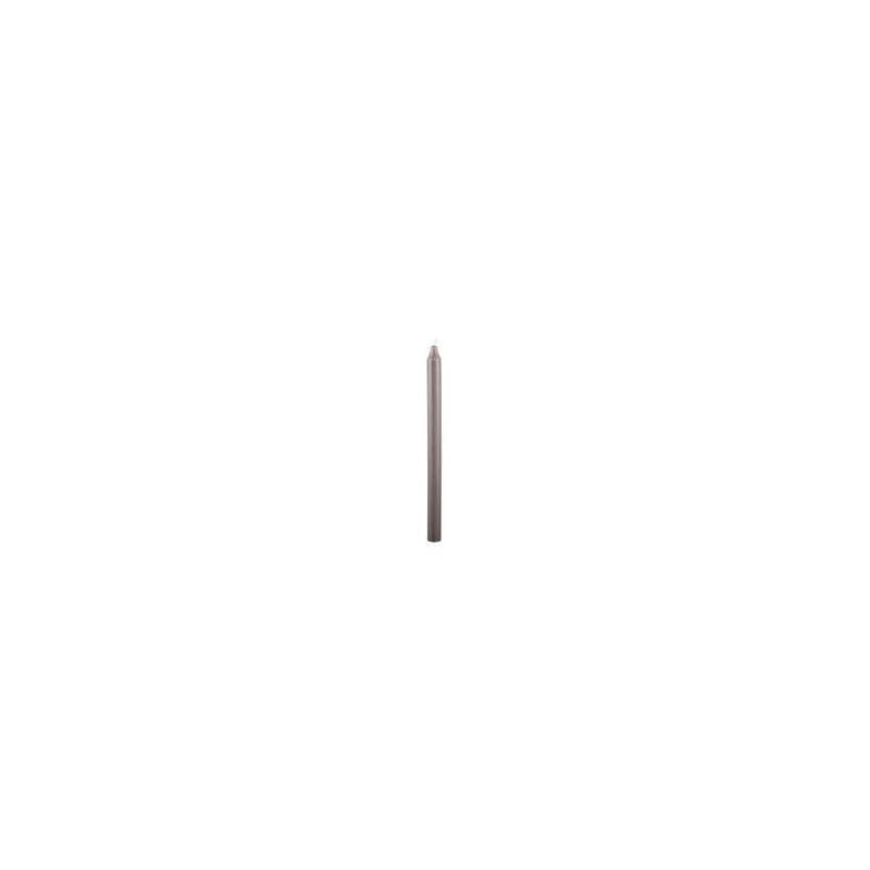 BOUGIE FLAMBEAU RUSTIC LIN FONCE (2,1X29,5CM)